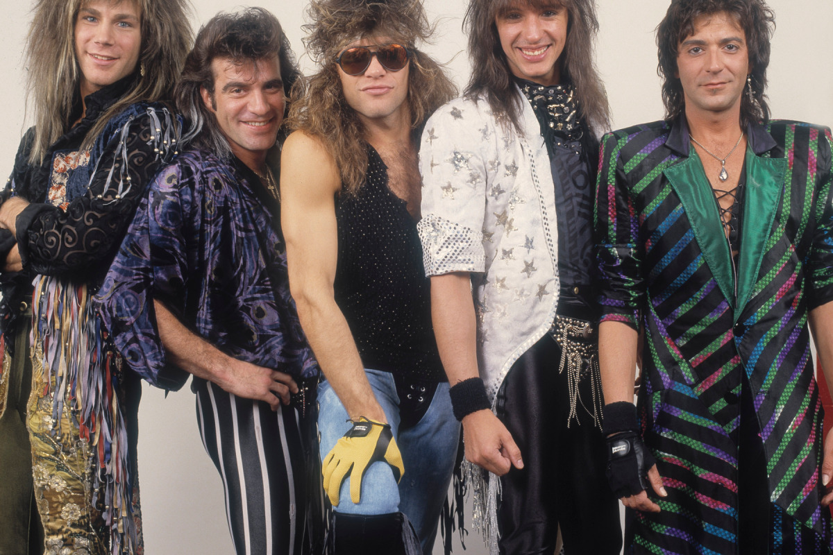 July 1, 1983 – Bon Jovi Signed to Phonogram's Mercury Records