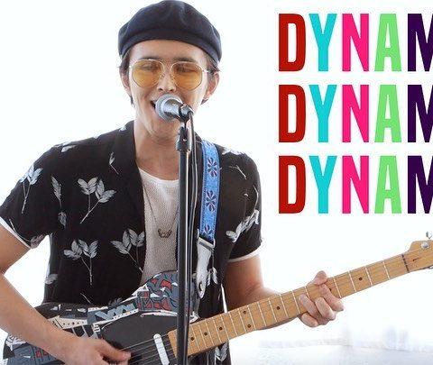 "thebuzzr indie | Jared Harper | BTS ""Dynamite"" (방탄소년단 다이너마이트) (Cover)"